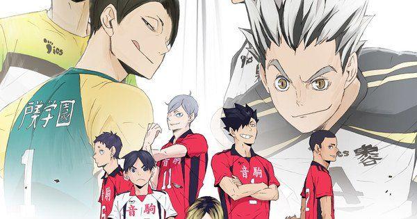Haikyu Anime Gets 2 Episode Original Video Anime For Tokyo