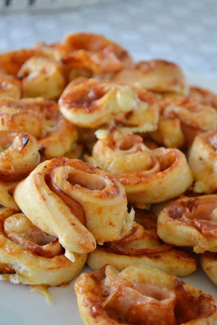 Ρολάκια Πίτσας - Craft Cook Love