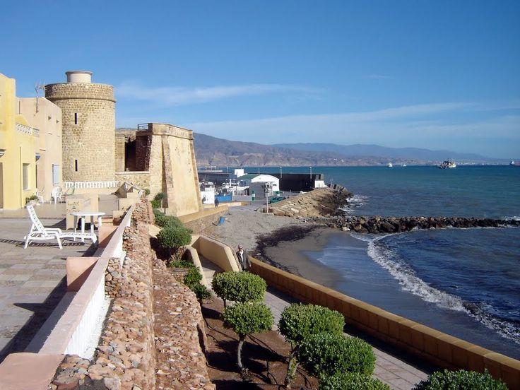Roquetas de mar almer a photo robert bovington http for Inmobiliarias de almeria