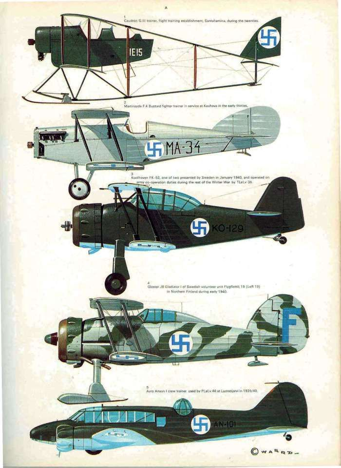 S02 Finnish Air Force 1918-1968 Page 30-960