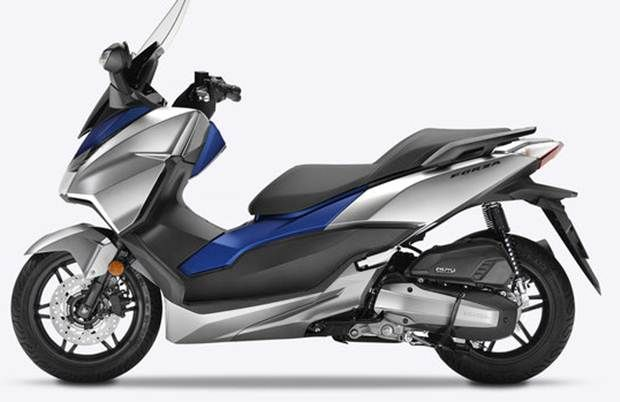2018 Honda Forza 125 Price in India and Pakistan
