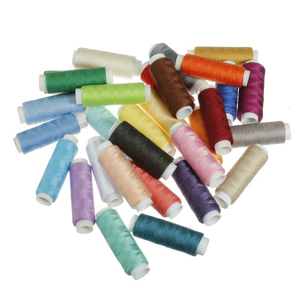 30 Colors Domestic Sewing Machine Sewing Thread