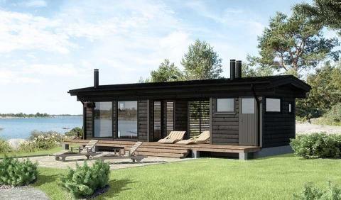 wooden sauna wm 25c