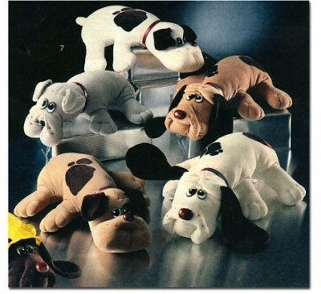 The squishy, fun companionship of Pound Puppies. | 53 Things Only '80s Girls Can Understand