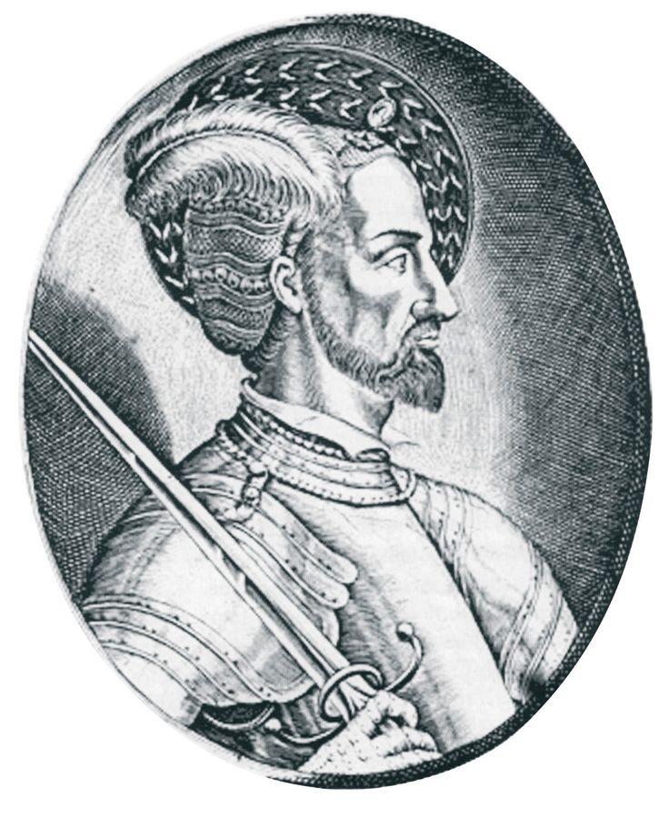 """Charles III de Montpensier, connétable de bourbon. Epoux de sa cousine Suzanne , fille d'Anne de Beaujeu. """"Ce qui n'empêchait pas Anne de Beaujeu de préparer l'union dont elle rêvait, par des voies assez tortueuses. A peine Charles de Montpensier lui est-il rendu qu'elle engage son action. Marillac signale qu'assouvissant ses instincts d'éducatrice, elle fit initier son filleul un peu au latin, beaucoup à l'équitation, à la chasse et au jeu de l'arc """"où il était enclin"""". ..."""""""