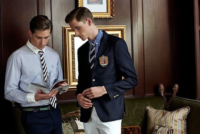 Preppy - Ivy League