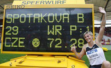 atletismo y algo más: Recuerdos año 2008: #Atletismo. 1700. Nuevo récord...