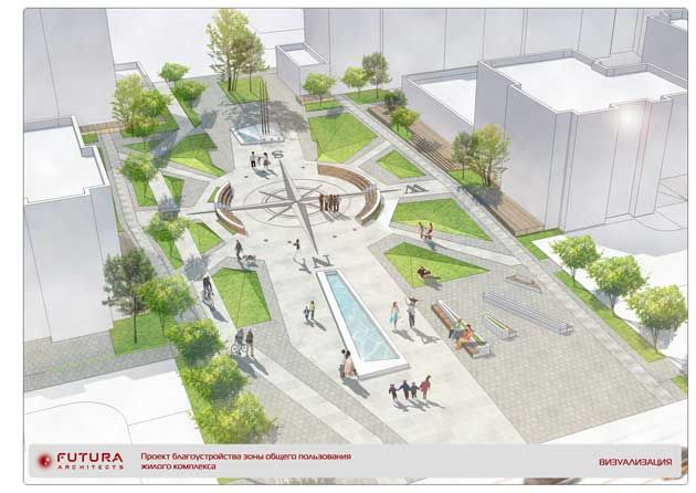 FUTURA Architects Landscape Architecture