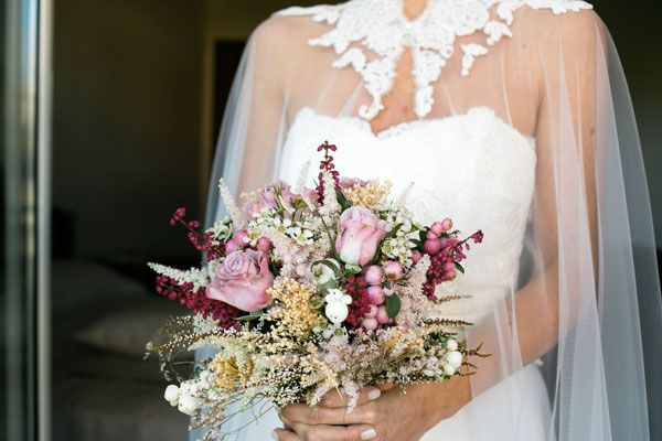 13 bouquet per un matrimonio in autunno