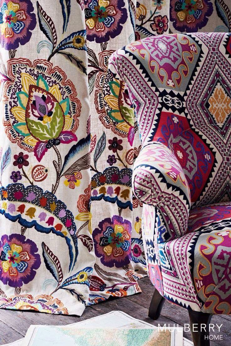 17 Best Images About Mulberry Home Bohemian Romance