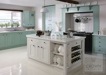 Best Duck Egg Blue Kitchens Images On Pinterest Duck Eggs