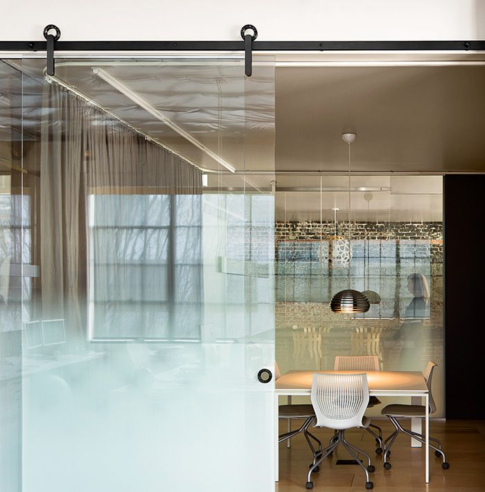 Office Sliding Glass Doors: 21 Best Images About Flexible-Use Office Spaces On