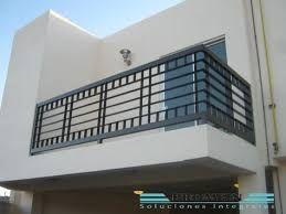 Resultado de imagen para pasamano sencillo balcon