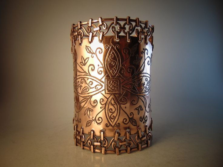 5.Bratari combinate din sarma si tabla de cupru - HadarugartArta inseamna viata