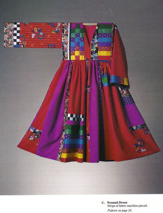 day 4 ... 3 july 12 [Yvonne Porcella: Geometric ethnic inspired art to wear]