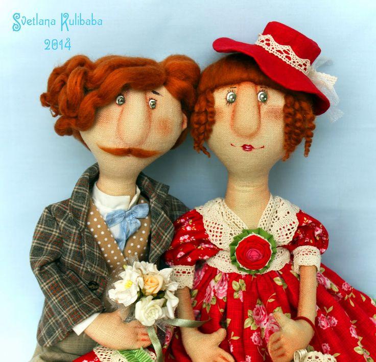 Жили - были куклы веселушки : О, Боже, какой мужчина... )))