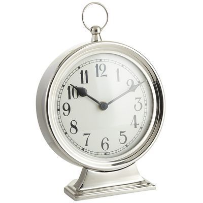Table Clock - Round, Pier 1, $29.95