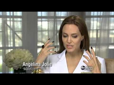 Angelina Jolie Opens Up About Her Son Maddox's Girlfriend - YouTube