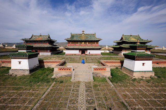 Erdene Zuu Monastery Karakorum Mongolia Beautiful Places Of Worship Pinterest Mongolia
