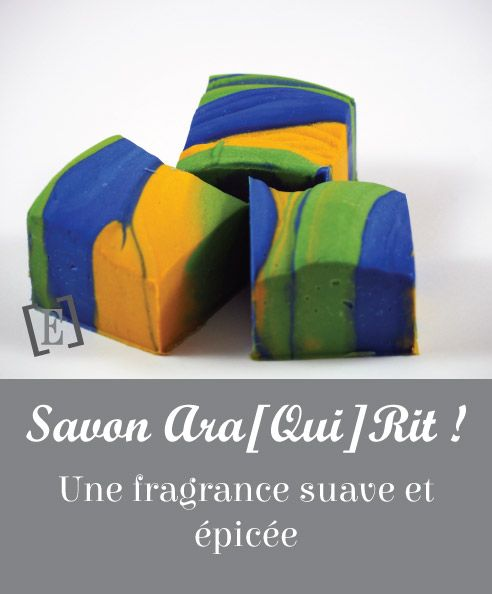 Un savon enrichi au beurre de Karité et à l'huile de Chanvre à la main avec beaucoup d'amour. #Savon #Fait main #Karité