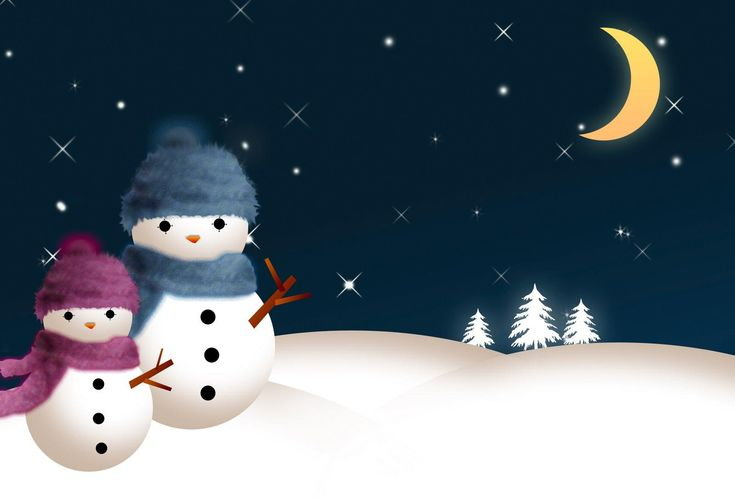 snowman lovers | Animals Zoo Park: Free Christmas Snowman Wallpapers for Desktop