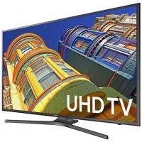 Samsung 40 Inch KU6300 - 4K UHD LED Wi-Fi Smart TV