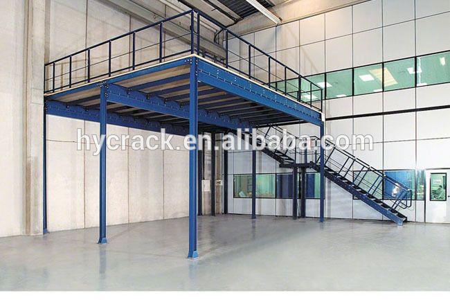 high level wooden mezzanine floor for sale, mezzanine floor manufacturer wholesaler in guangzhou