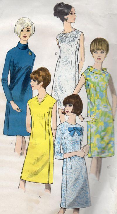 1960s Vogue Dress
