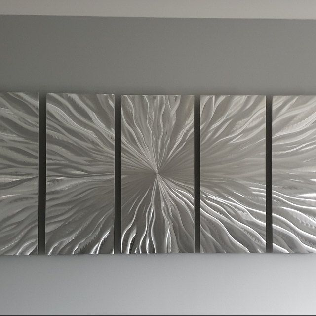 Large Metal Wall Art 3d Wall Sculpture Indoor Outdoor Art