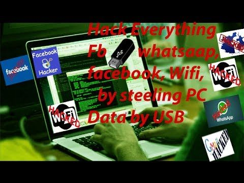 How to Hack & Steel Computer Data by USB 2017 - How to make a Portable Hacking Device? 100% {Proof} Today i will show you how to hack facebook password and gmail account as many things by hacking or steeling the computer information with the help of USB. As that i also have proof ..... Follow My Steps:- Download Following Software by clicking links. ------------------------------------------------------------------------------- mailpv.exe :- http://ift.tt/2tZbMSs WEB passview…