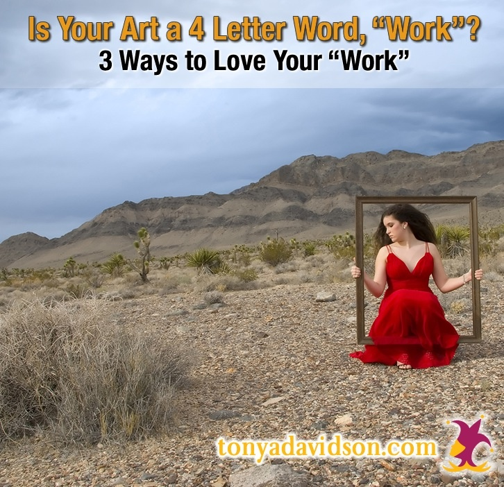 So breathe and reset your mindset with the 3 ways to love your work