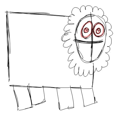 How To Draw Cartoon Sheep Lambs Farm Animals Step By Drawing Tutorial