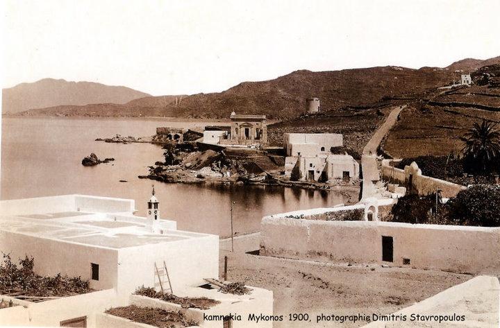Myconos in 1900