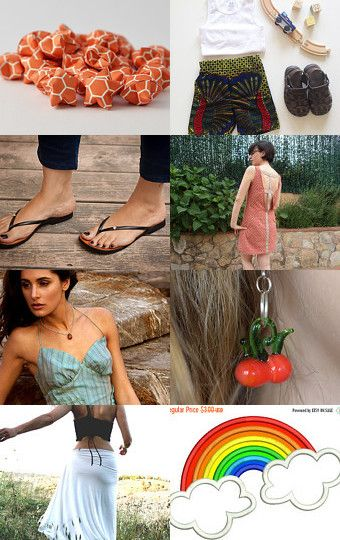 Dreams about summer by Taras on Etsy--Pinned with TreasuryPin.com