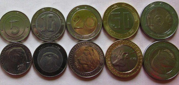 monete-algeria