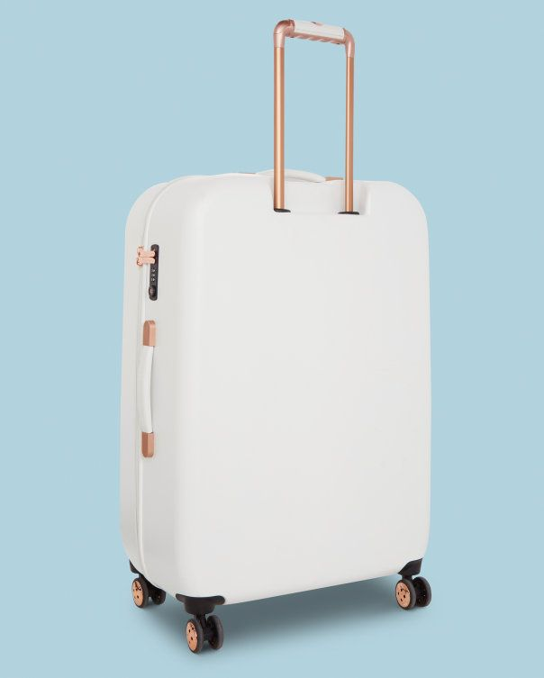 433e25592d3e Bow detail large suitcase   ?0 in 2019   Cute luggage, Suitcase ...
