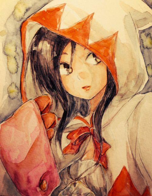 melodiesoflifeffix:  Garnet fan art made by みどりべ, Final Fantasy IX