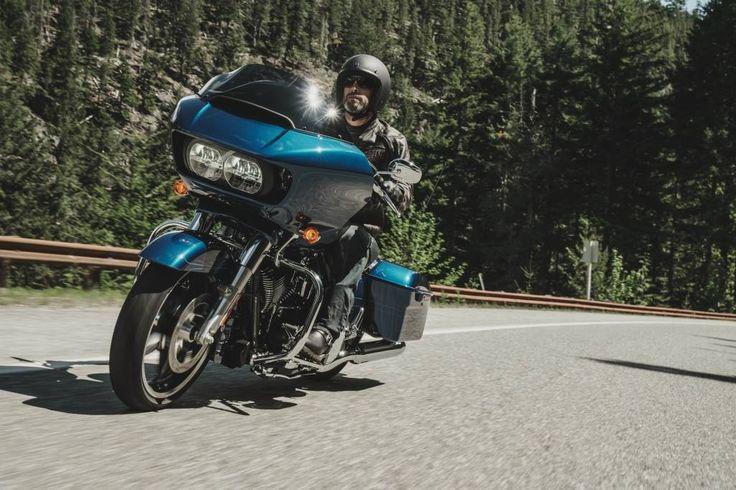 Harley-Davidson Road Glide 2015 - MotoNews - Andar de Moto