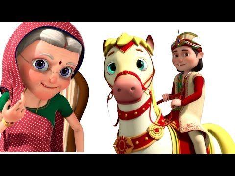 Kids Learning Videos: Naani Naani Suno Kahani - Hindi Rhyme - Minnu and ...
