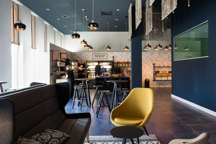 Interior design Tribes mobile office by AbrahamsCrielaers - restaurant & casual working