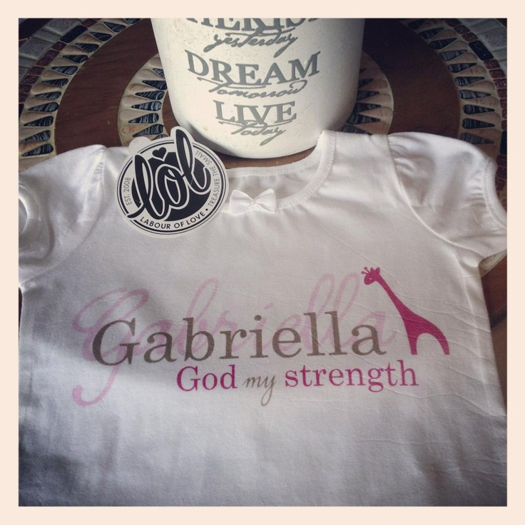 I love this little buisness of mine <3  www.labouroflove.co.za
