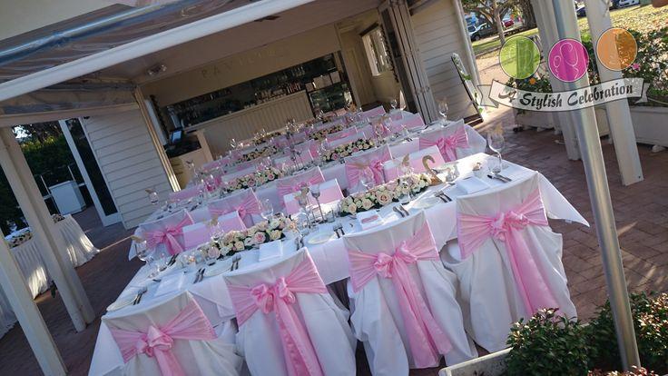 Beautiful vintage wedding in beautiful setting. #roses #vintage #freshflowers #pink #love #wedding #bride #astylishcelebration www.astylishcelebration.com.au