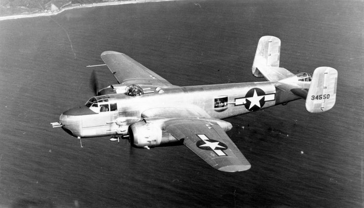"https://flic.kr/p/qiJnpA | Mitchell North American B-25H 43-4550 | PictionID:40971173 - Title:Mitchell North American B-25H 43-4550 - Catalog:15_002823 - Filename:15_002823.tif - Image from the Charles Daniels Photo Collection album ""US Army Aircraft.""----PLEASE TAG this image with any information you know about it, so that we can permanently store this data with the original image file in our Digital Asset Management System.----SOURCE INSTITUTION: San Diego Air and Space Museum Ar..."