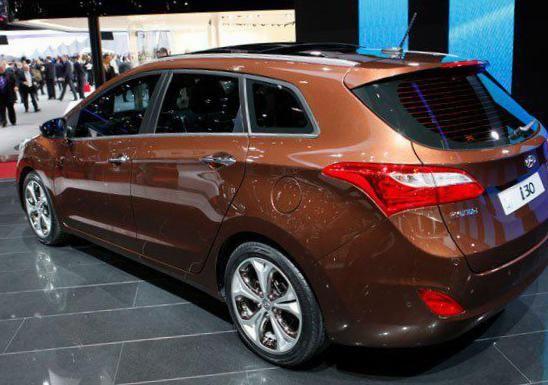 i30 Wagon Hyundai price - http://autotras.com