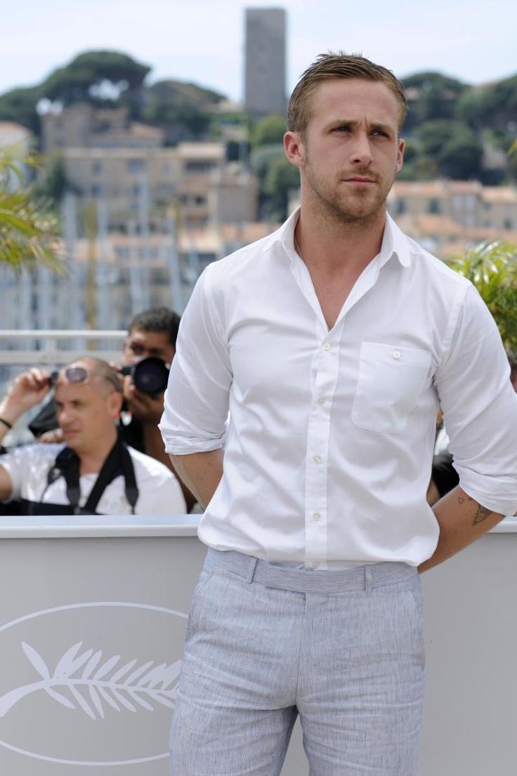 Ryan. Gosling. Is. Perfect.
