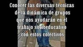 Video Curso Intervencion con colectivos desfavorecidos