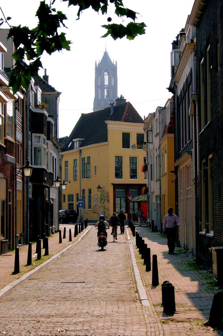 Hardebollenstraat, Utrecht.