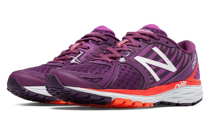 New Balance 1260v5, Purple with Orange 150.00 *Specially for over pronators!*