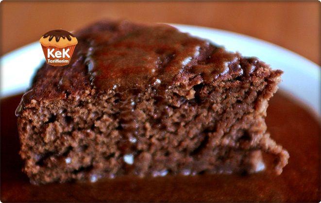 Krem Çikolatalı Islak Kek