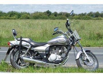 Kawasaki 125 Eliminator Cruiser Motorbike